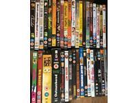 Dvd and boxset bundle