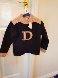Boys Dior Jumper (age 4)