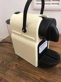 Nespresso coffee Machine (with coffee capsules)
