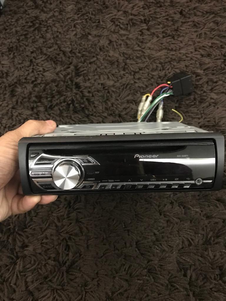 Pioneer deh 150mpg stereo in harborne west midlands gumtree pioneer deh 150mpg stereo publicscrutiny Choice Image