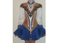 Irish dancing dress. Elevation dress for sale. Available immediately.