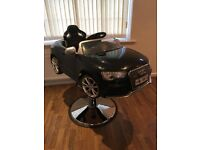 Kids Audi RS5 salon/barber chair