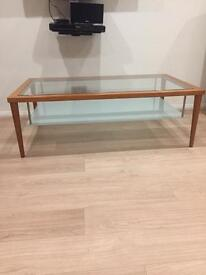 Glass Coffee Table - Price Drop