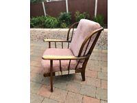 1960's Vintage Ercol armchair - good condition