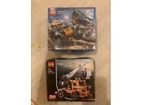 Brand new Lego sets