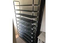 Large shoe rack (10 tier)