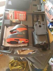 Laser level open to offers