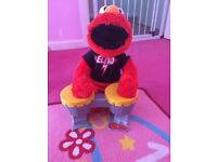 Sing and dance elmo