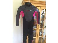 Girls / Boys / Childrens Full length Wetsuit Size L10 by C-Skin