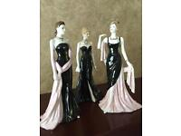 COALPORT LADIES - Limited Edition / Numbered Pieces (See Individual Photos)