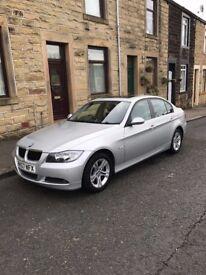 2007 57 REG BMW 318D SILVer £ 30 TEX FULL YEAR SE DIESEL JUST FITTED BRAND NEW CLUTCH FLYWHEEL