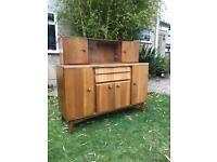 Nathan Furniture Retro Vintage Sideboard Credenza