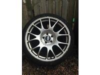 """19"""" BBs alloy wheel"""