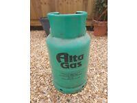 13kg Butane - Atlas Gas (Weighs 17.5kg) FREE