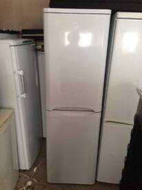 **INDESIT**FRIDGE FREEZER**ENERGY RATING: A**ONLY £100**ANTI-BACTERIA**COLLECTION\DELIVERY*NO OFFERS