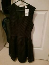 New black dress from H&M