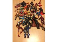 Boys figures- Marvel and dc