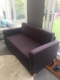 Sofa bed nearly brand new