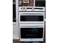 Electric Double Oven Built In by Creda