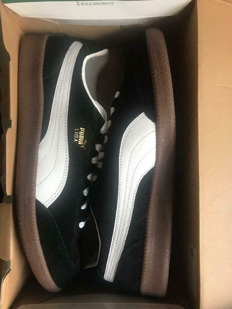 competitive price 55fd6 9356c Men trainers puma liga Uk 10 | in Camberwell, London | Gumtree