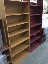 Book Shelves - Choice of 2
