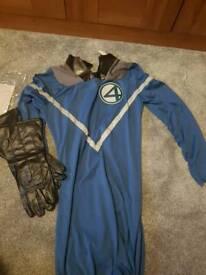 Fantastic 4 super hero costume.