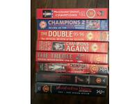 Manchester United 8 x VHS