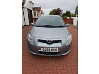 Toyota Auris 45k 2owners 1.4petrol Perfect Condition