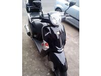 Kymco like200i great condition