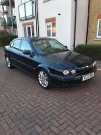 Jaguar x type 3.0 sport
