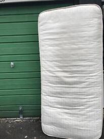 Excellent single bed mattress