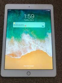 iPad Air 2 16GB, WiFi. Silver colour, good condition, full working.