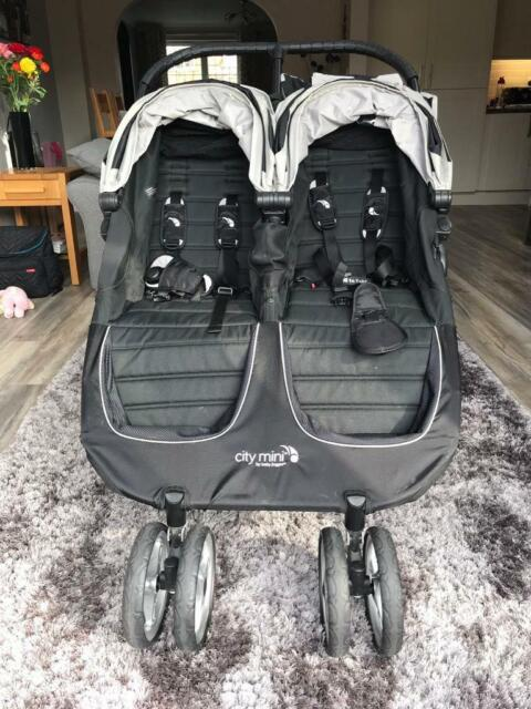 Baby Jogger City Mini Double Pushchair In Westhoughton Manchester Gumtree
