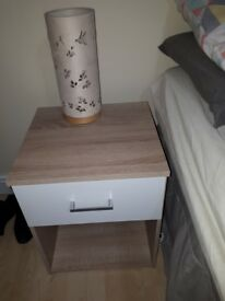 Bed side table for £15- please contact to organuse pick up.