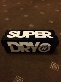Super dry retro sport low trainers/pumps/shoes brand new