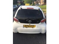Toyota Aygo for Sale Years MOT, road taxed,