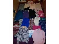 Bundle of summer clothes size 10