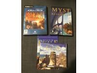 Myst pc game series