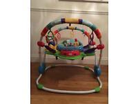 Baby Einstein Jumperoo - Activity Centre - Baby Bouncer
