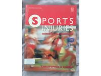 Sports injuries book diagnosis and management