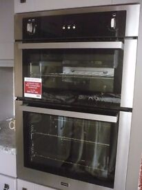 Built-in Double Gas Oven - brand new