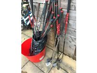 Assorted Golf Clubs for sale