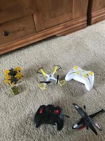 Remote control items