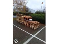 Free pallets for collection on Clifton moor