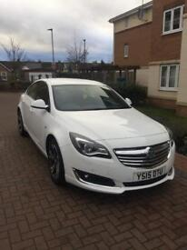Vauxhall Insignia (Limited edition in white) for sale