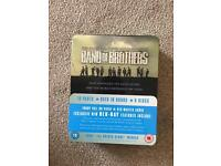 Band of Brothers Blue Ray Box Set