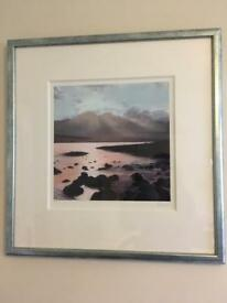 Wendy Corbett 'Timeless' Limited Edition Framed Print with COA no 110