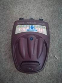 Danelectro Cool Cat tremolo guitar effects pedal