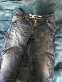 Motorcycle Kevlar jeans