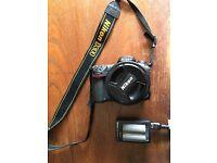 Nikon D300 with AF-S Nikkor 24-85mm f/3.5-4.5G lens